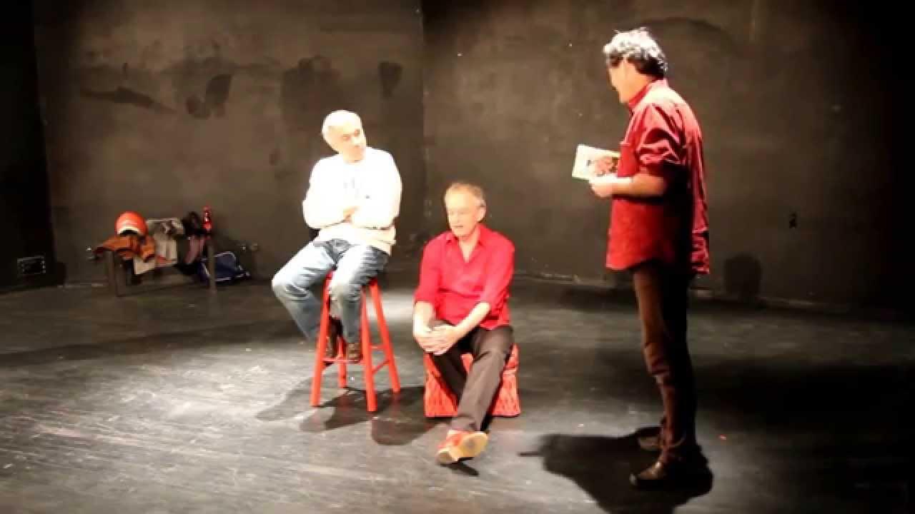 Théâtre Pierre Tabard Ged Marlon Un simple froncement de ...