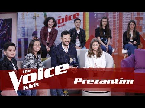 V-Room Nata e parë Live | The Voice Kids Albania 3