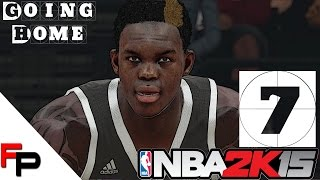 NBA 2K15 - MyLeague - Going Home - Week 7 - Can BBB Get Another Win?