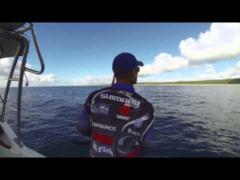 ASFN Power Angling of  Mozambique running into some bait balls