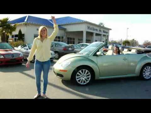Tv Commercial Matthews Motors The Walkin Man S Friend Youtube
