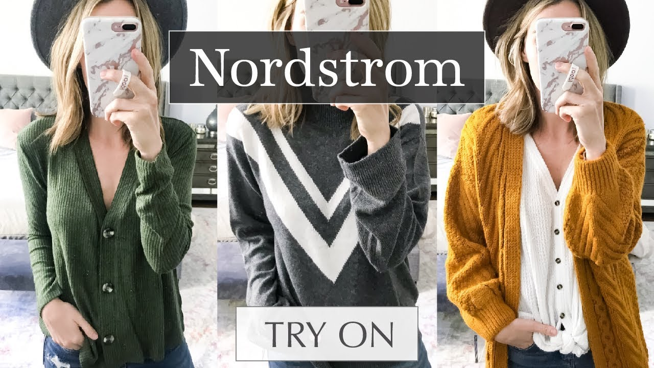 d5819edf21b Nordstrom Try On Haul  Winter 2018 Outfit Ideas