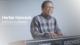 Herbie Hancock and his Korg Kronos