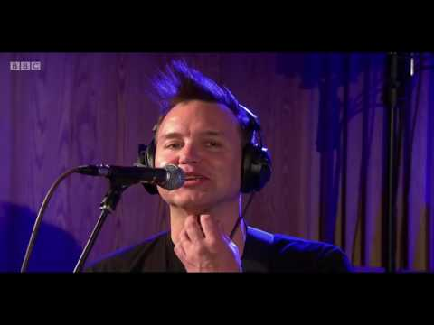 Blink-182 Acoustic  at BBC Radio 1s  Lounge