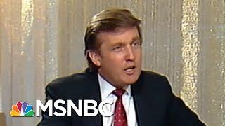 WaPo President Donald Trump Lied To Get On Forbes 400  Hardball  MSNBC