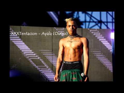 XXXTentacion - Ayala (Outro) Instrumental R.I.P X
