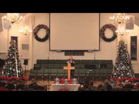 December 20, 2015 Morning Sermon - Christmas Is A Worship Service