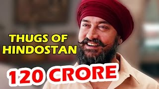 Aamir Khan's Thugs Of Hindostan Earns Rs 120 Crore Before Release