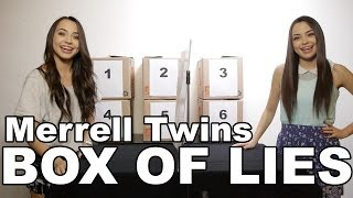 Box of Lies - Merrell Twins