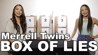 Box of Lies - Merrell Twins thumbnail