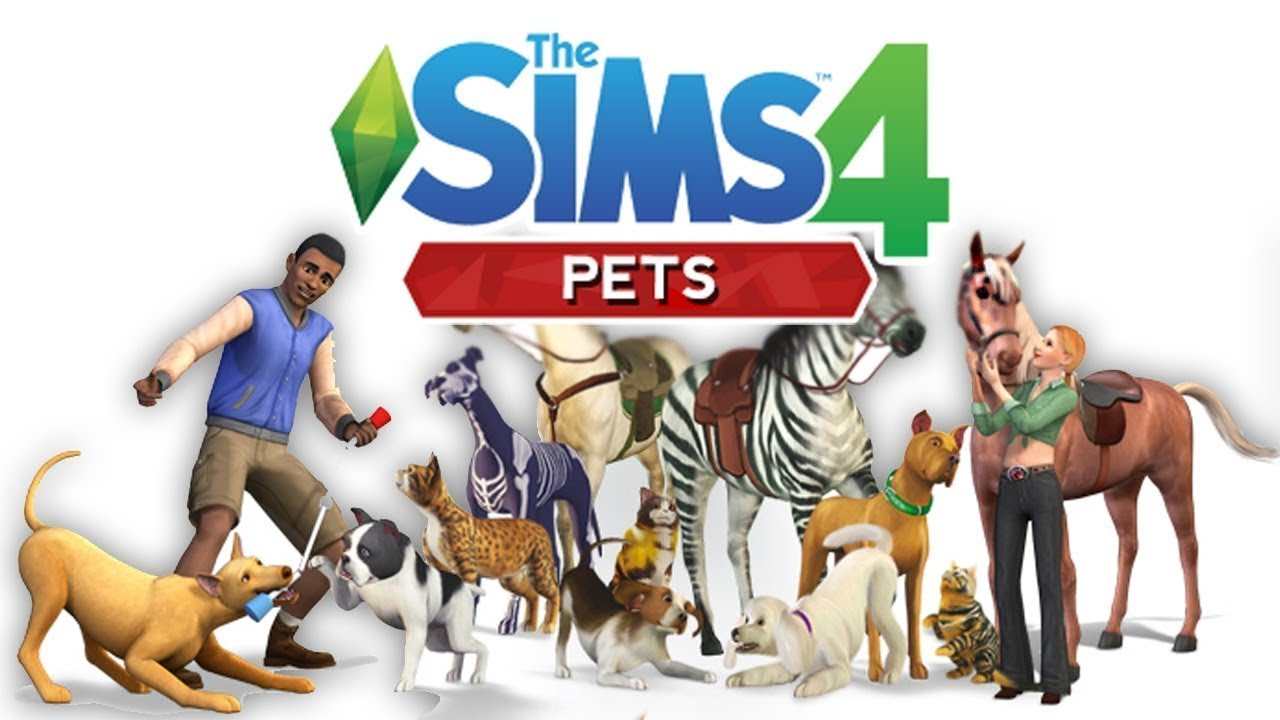 Sims  Cats And Dogs Small Pets