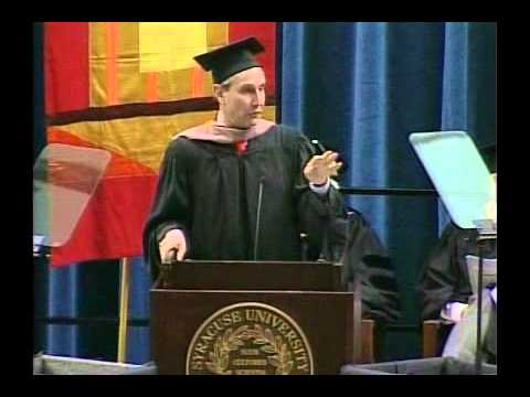2011 Newhouse Convocation: Richard Edelman