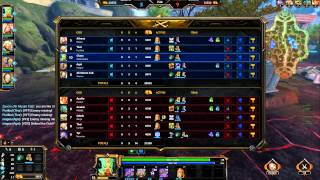 Smite Chaac Gameplay: Dropped a Kill; Picked up Four