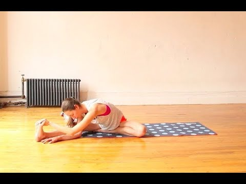 Yoga for Tight Hips and Back