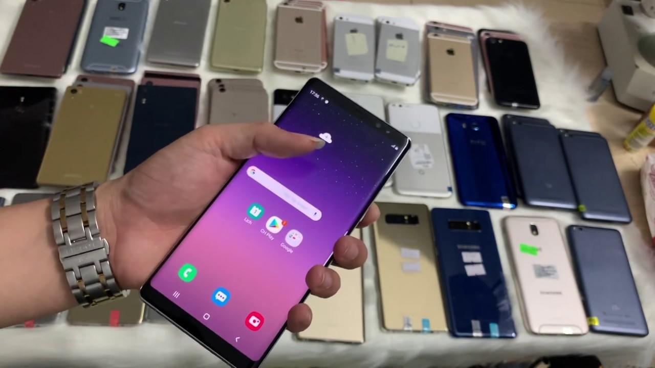 Thanh lý điện thoại cũ giá Rẻ Samsung, Sony, iPhone, Oppo, Google, HTC từ 1 triệu 200 -1/11/2019 - YouTube