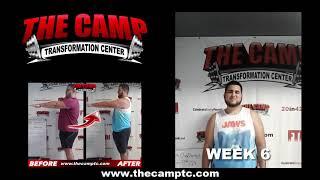 Miramar FL Fitness 6 Week Challenge Results -Carlos Regueiro