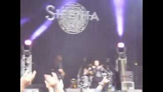 Sirenia - The End Of It All  (Masters of Rock 2012)