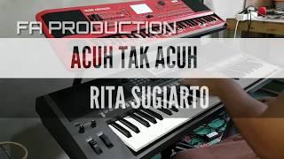 Download Mp3 Acuh Tak Acuh - Karaoke Rita Sugiarto