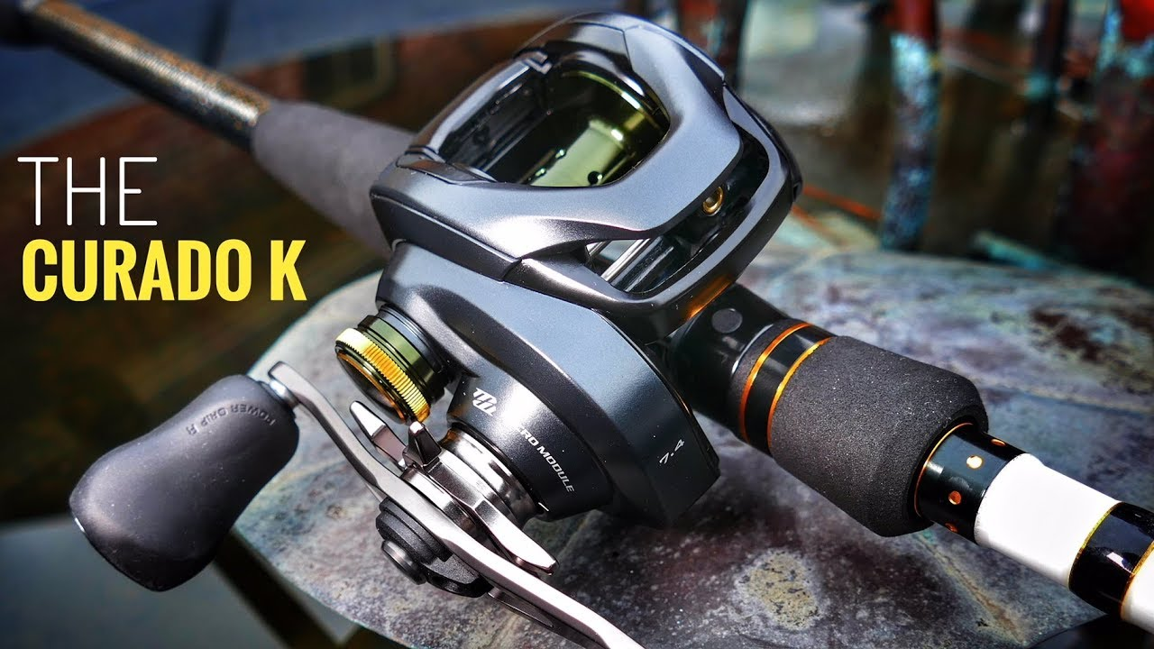 Shimano Curado K Review Is It Worth All The Hype Youtube