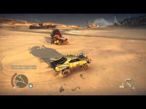 Fully Upgraded Magnum Opus And Max On Mad Max [NO COMMENTARY]