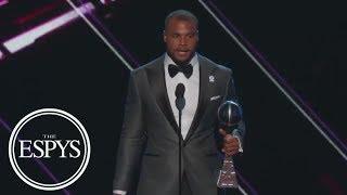 Dak Prescott Wins Best Breakthrough Athlete | The ESPYS | ESPN