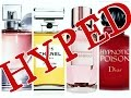 YouTubers Rate Popular Women's Fragrances | 2017 Collaboration