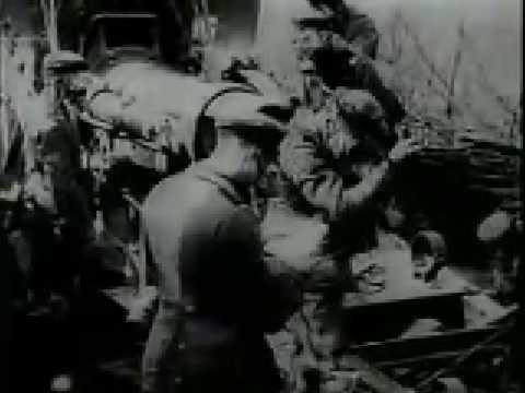 Poison gas in World War I