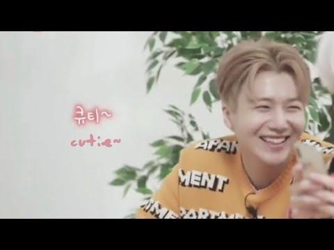 """[펜타곤/진호] jo jinho and his """"cutie"""" laugh"""