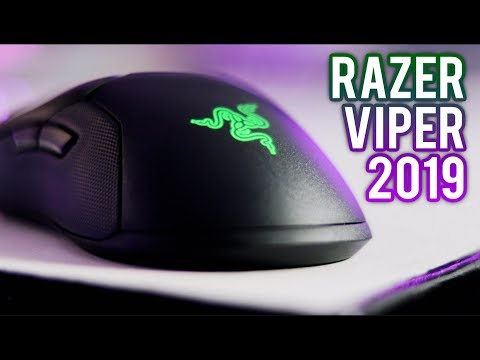 Razer Viper (2019) Gaming Mouse Review