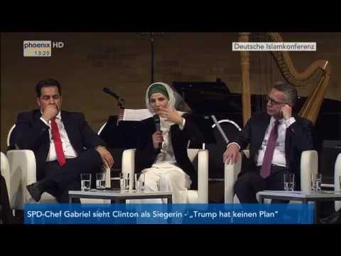 """Deutsche Islamkonferenz: Diskussion """"Muslime in Deutschland – Deutsche Muslime"""" am 27.09.2016"""