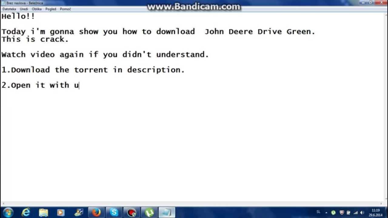 Download crack para john deere drive green | peatix.