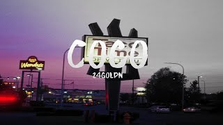 24kGoldn - Coco (Lyrics) ft. DaBaby