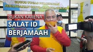 Wali Kota Bekasi Bantah Satu Keluarga di Bekasi Positif Corona karena Ikut Salat Ied Berjemaah