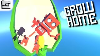 Grow Home Gameplay - GROWING!!! PC - Part 5