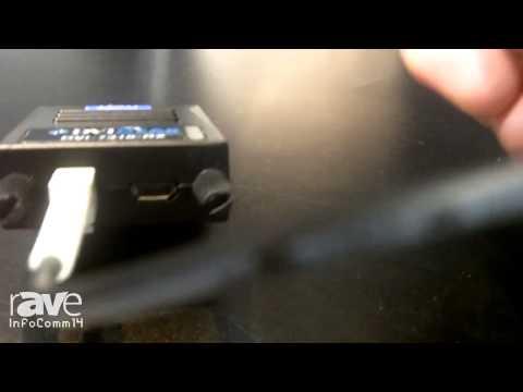 InfoComm 2014: DVIGear Shows the DVI-7316-RX Fiber Optic Extender