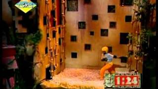 Legends of the Hidden Temple - Worst Temple Run Ever!