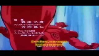 El Baron Rojo - OP - ~FandubMX~ HD