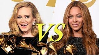 Adele vs Beyoncé Live Vocal Battle!!!