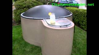 CityHomesteader interview with Hestia Home Biogas Digester