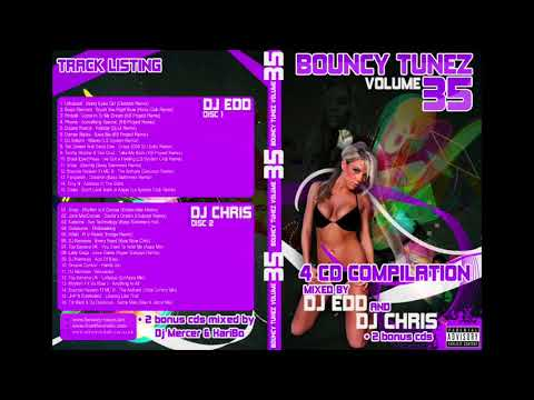 Bouncey Tunez - Volume 35 CD 2 DJ Chris 2009