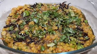 Chana Dal Fry | Dal Tadka Dhaba Style | *Cook With Hassan*