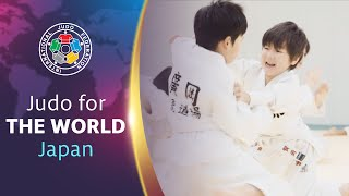 #JudoForTheWorld: Japan