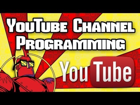How to Program your YouTube Channel - Channel Frederator Network