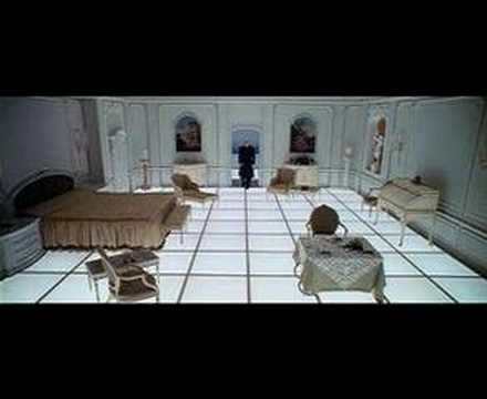 2001 Space Odyssey synced with Adagio for strings