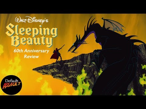SLEEPING BEAUTY (1959): 60th Anniversary Movie Review - Default Assault