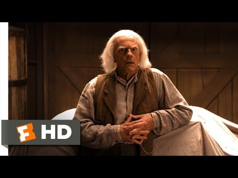 A Million Ways to Die in the West (6/10) Movie CLIP - Great Scott! (2014) HD