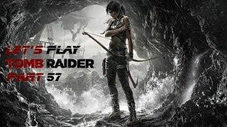 Let's Play Tomb Raider (PS3 / BLIND) - Part 57 - Strand durchsuchen