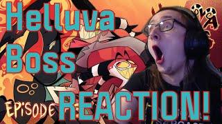 HELLUVA BOSS - The Harvest Moon Festival // S1: Episode 5 [REACTION]