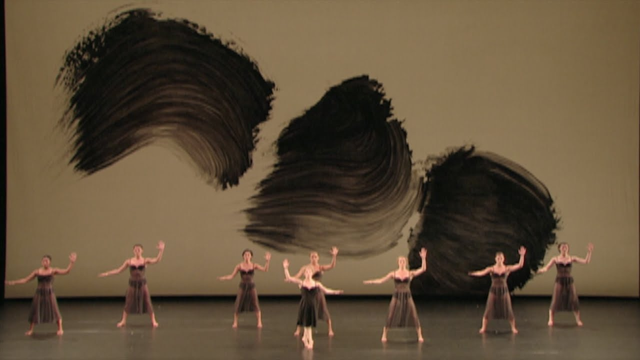 "Mark Morris Dance Group: ""Eleven"" from ""Mozart Dances"" (2007)"