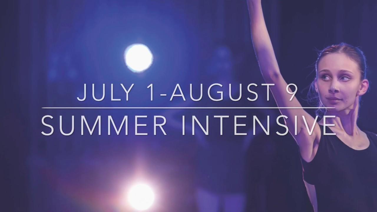 BAYER BALLET'S SUMMER INTENSIVE 2019